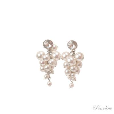 cercei strugurei perle