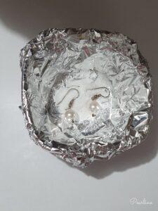 curatare argint cu bicarbonat
